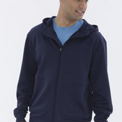 ATC PTECH FLEECE VarCITY HOODED SWEATSHIRT