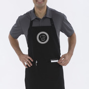 ATC PREMIUM COTTON FULL LENGTH APRON WITH POCKETS