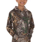 REALTREE TECH FLEECE HOODED YOUTH SWEATSHIRT