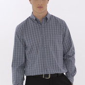 COAL HARBOUR TATTERSALL CHECK WOVEN SHIRT